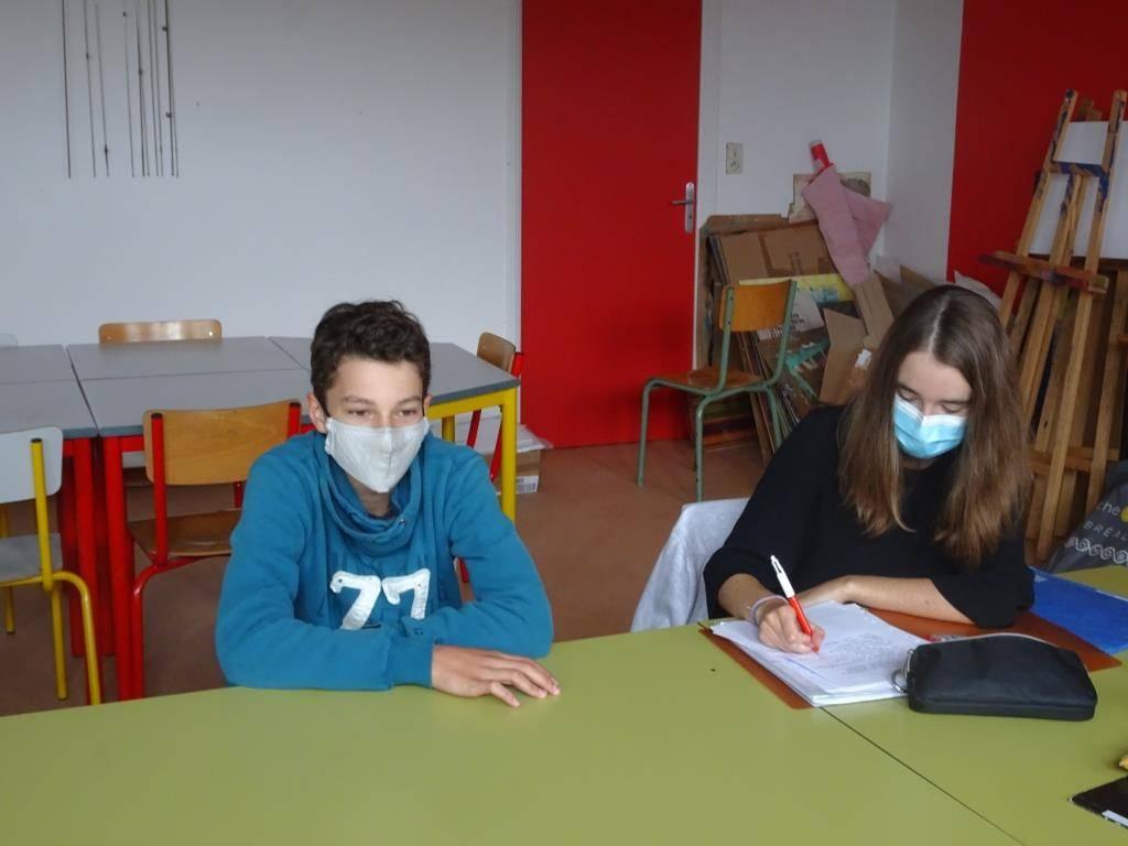 Interview avec Luis, jeune élève allemand